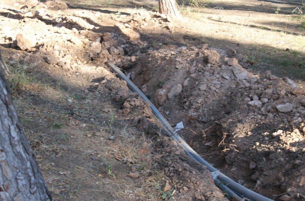 SERTECA instala un sistema de riego automatizado en el Termet de Vila-real